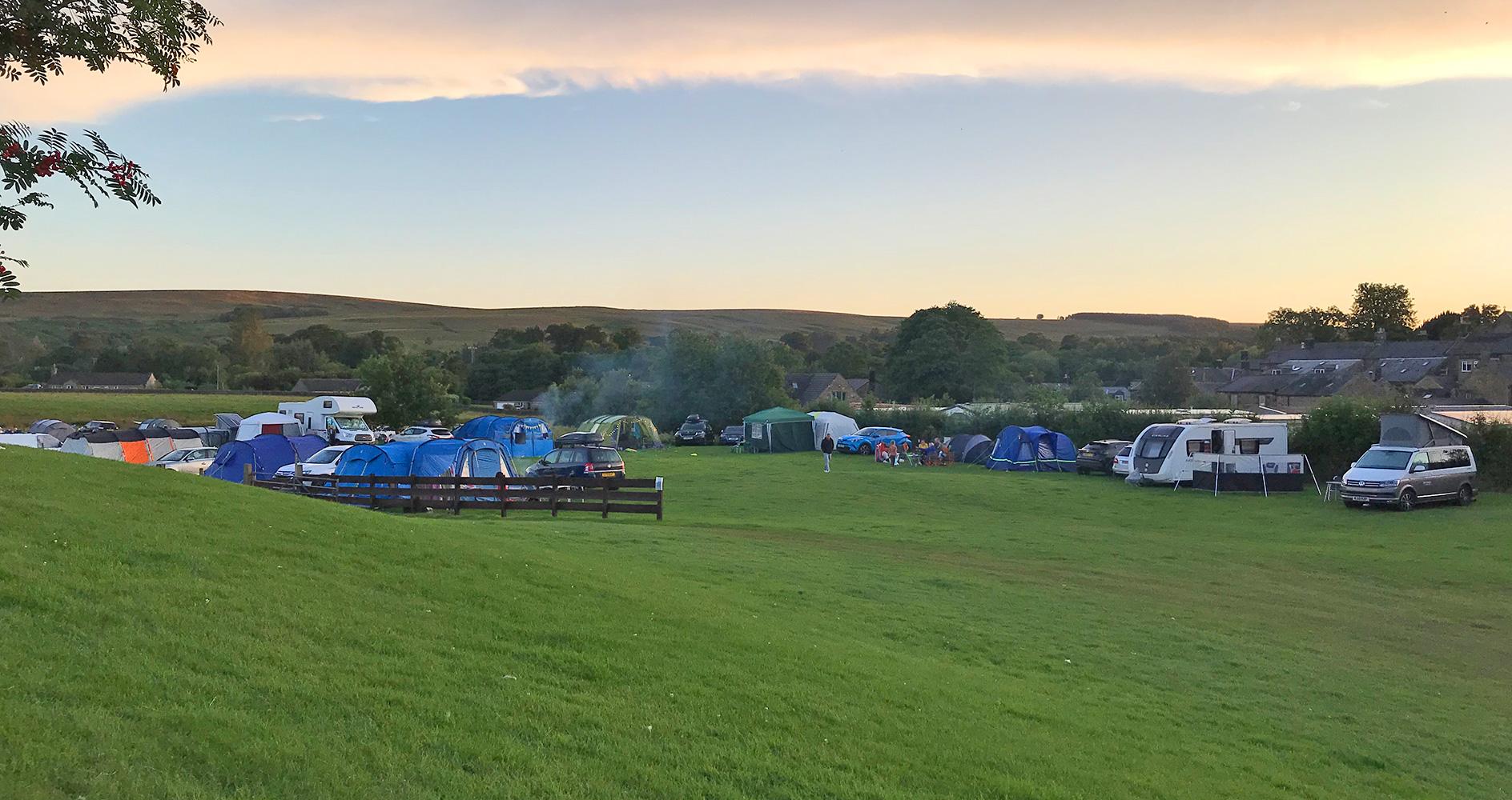 Demense Farm Campsite